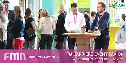 FMN Community Oost: FM Carrière event Saxion
