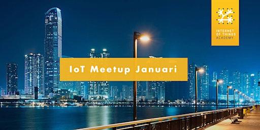 IoT Academy Meet up: PaaS, het verdienmodel van de toekomst?