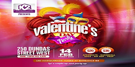 Valentine's Day Party tickets