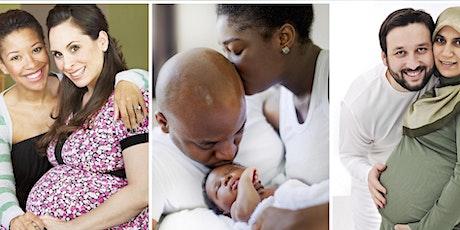 April Prenatal Lamaze Childbirth Workshops 3 Thursdays (4/16, 4/22 & 4/30/20) tickets