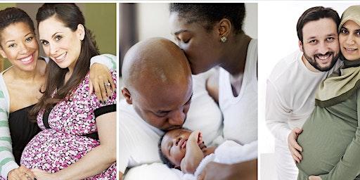 April Prenatal Lamaze Childbirth Workshops 3 Thursdays (4/16, 4/22 & 4/30/20)