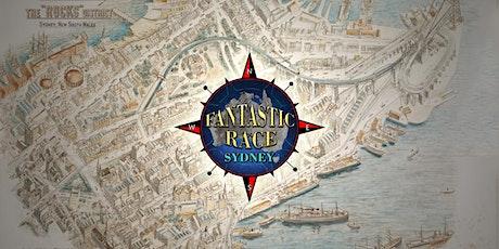 Fantastic Race Sydney - 5th September tickets