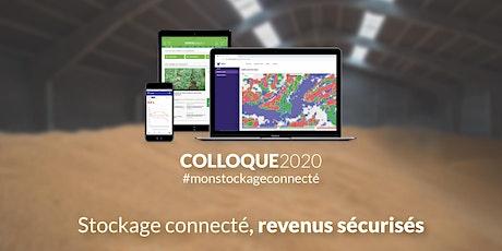 Colloque : Les outils numériques au service du stockage de grain tickets