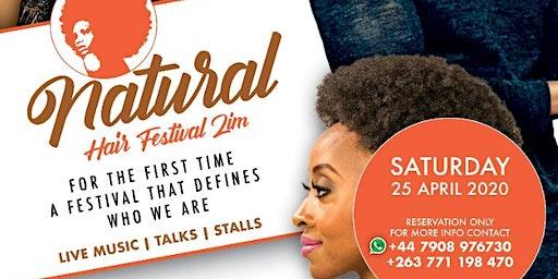 Natural Hair Festival Zim
