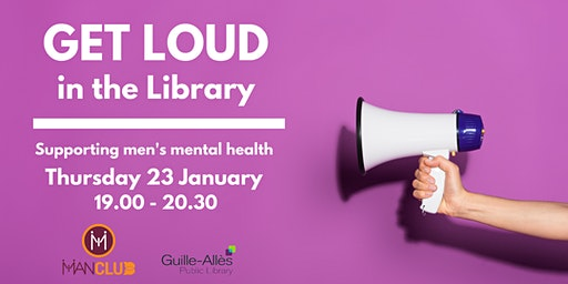 Get Loud in the Library