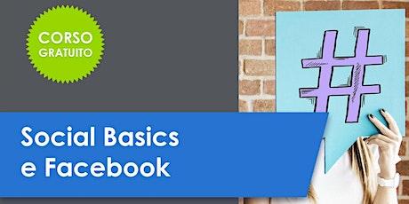 Corso gratuito: Social Basics e Facebook biglietti