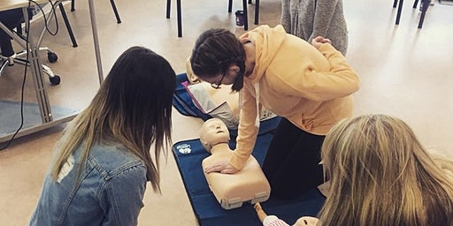 Paediatric First Aid Training Course - 2 day