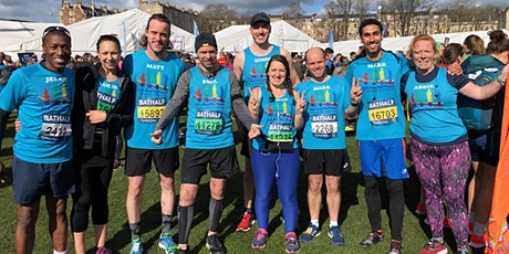 Bath Half marathon (Bath Area Play Project Charity place) tickets