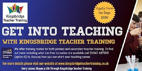 Initial Teacher Training Information Session tickets