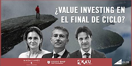 ¿Value Investing en el Final del Cliclo Económico?  entradas