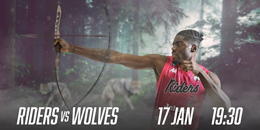 Leicester Riders Vs Worcester Wolves (Championship)