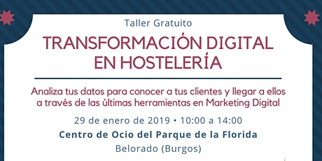 Transformación Digital en Hostelería Revenue Management y Marketing Digital entradas