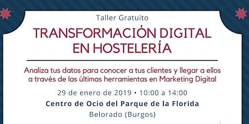 Transformación Digital en Hostelería Revenue Management y Marketing Digital