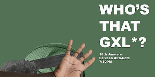 Who's That Gxl?- Art Workshop