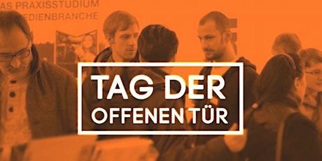Tag der offenen Tür - SAE Berlin tickets