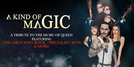 A Kind Of Magic - Tribute To The Music Of Queen tickets