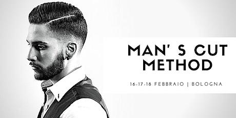 Man's Cut Method - Febbraio biglietti