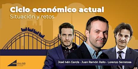 Situación del Ciclo Económico y Retos del Ahorrador  - Juan Ramón Rallo entradas