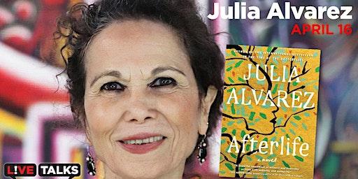 An Evening with Julia Alvarez