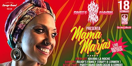 Party Hard featuring Mama Marjas live al Garagesound biglietti