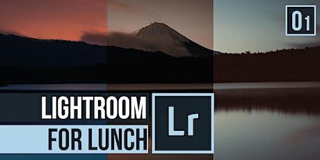 Lightroom For Lunch #01 billets