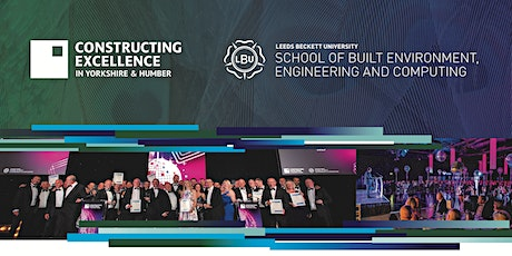 Constructing Excellence Yorkshire and Humber Awards 2020 Launch Event tickets