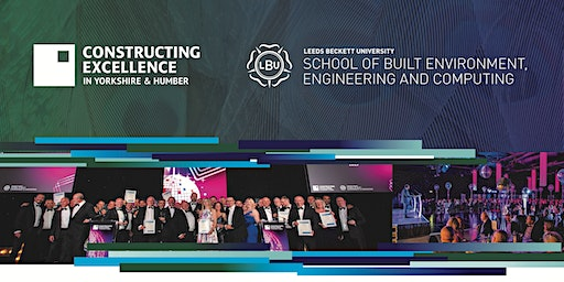 Constructing Excellence Yorkshire and Humber Awards 2020 Launch Event