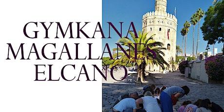 Gymkana Magallanes- Elcano entradas