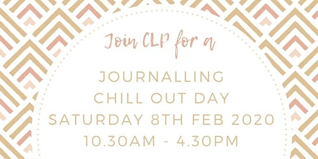 Chill-out Journalling  tickets