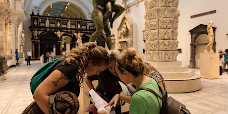THATMuse Easter Festivity & Holidays Hunt at the V&A tickets