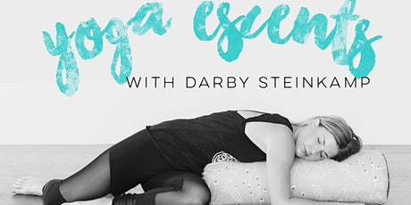 Yin Yoga Escents and Essential Oils tickets