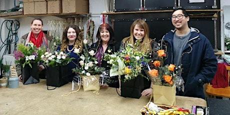 Spring Flowers Workshop tickets