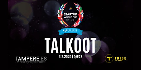 Startup World Cup Finland #1Talkoot tickets