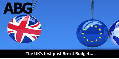 UK's first post Brexit Budget, how will it affect you? tickets