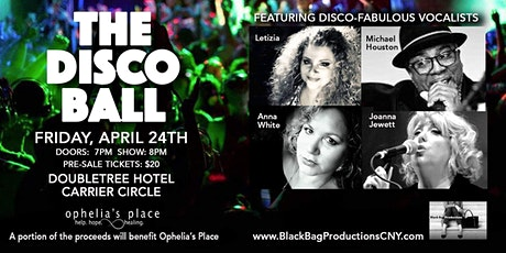 The Disco Ball tickets
