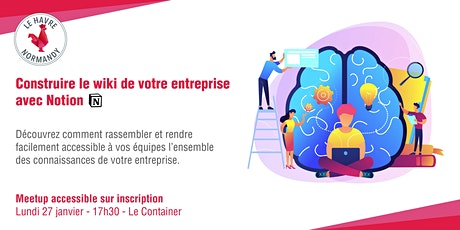 Meetup de la French Tech Le Havre Normandy #3  tickets