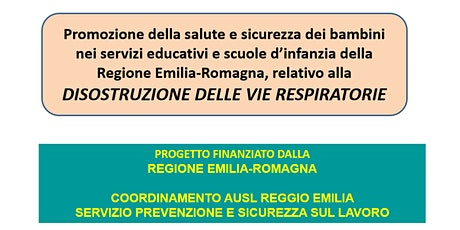 Rimini  : Corso Disostruzione per Scuole Infanzia biglietti