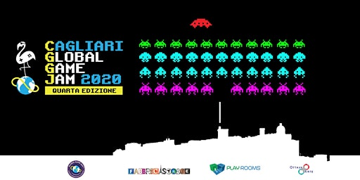Global Game Jam Cagliari 2020