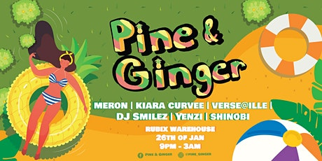 Pine & Ginger - Parte After Parte tickets
