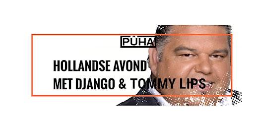 Hollandse Avond met Django Wagner En Tommy Lips