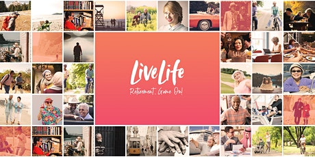 """Live Life Retirement """"Roundtable"""" tickets"""