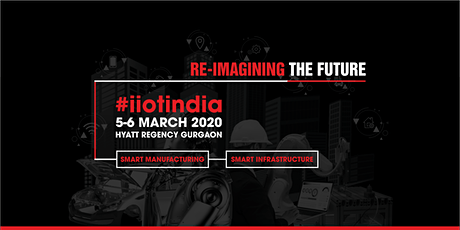 IIoT India 2020 (Industrial Internet of Things India 2020) tickets