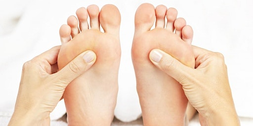 Introduction to Reflexology Relaxation Workshop