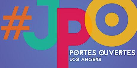 PORTES OUVERTES UCO ANGERS billets