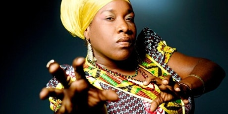Queen Omega - Sound System show at Yaam Berlin Tickets