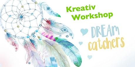 Kreativ Workshop Traumfänger Tickets