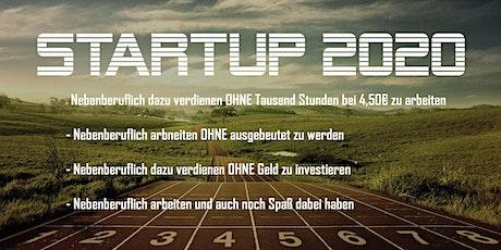 StartUp 2020 tickets