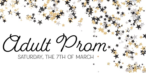 Adult Prom to Benefit Camp Kita