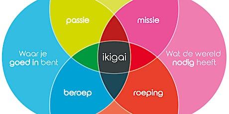 Ikigai Loopbaancoach Programma | 12 weken | 12 modules | voor maar € 295 tickets