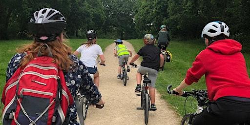 Family Bike Workshop 4 - Earth Hour Family Ride!